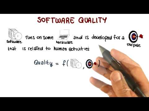 Software Quality - Georgia Tech - Software Development Process