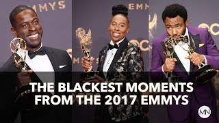 The Blackest Moments From The 2017 Emmys