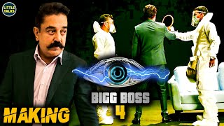 Bigg Boss 4 Telugu - Shoot Begins | Promo Making Video | Kamal Haasan,Nagarjuna Akkineni | Vijay Tv - 02-08-2020 Tamil Cinema News