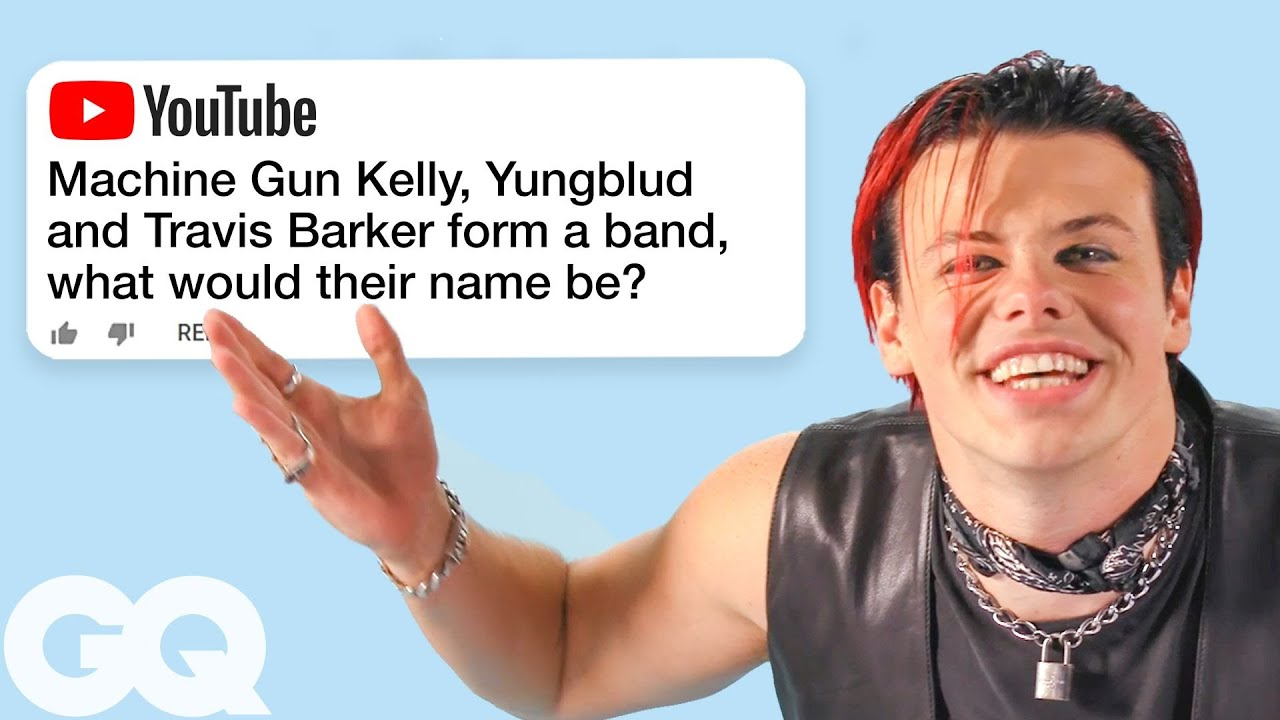 YUNGBLUD Goes Undercover on Reddit, Twitter and TikTok | Actually Me