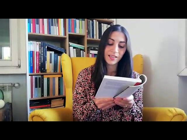Francesca Diotallevi legge... Giuseppe Berto: