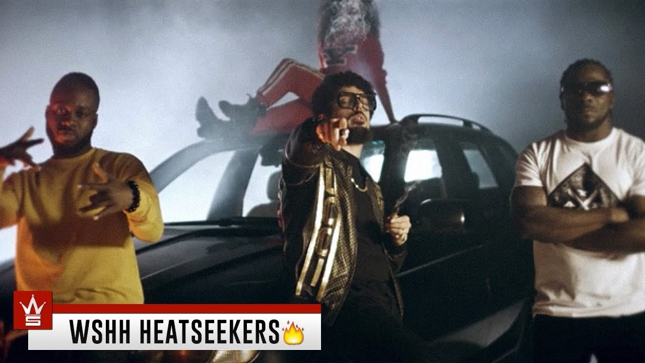Solarrio & BlackLioN Feat. Rapturous - Over The Bar [WSHH Heatseekers Submitted]