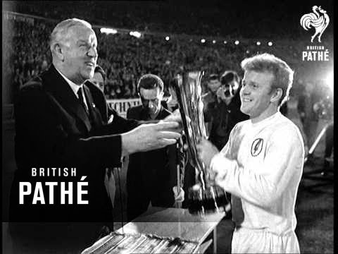 Leeds United Win The Inter-Cities Fairs Cup (1968)