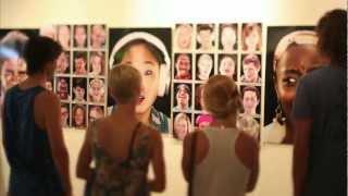 2012 Jacksonville University Senior Thesis Exhibition