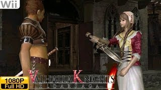Valhalla Knights: Eldar Saga - Wii Gameplay 1080p (Dolphin GC/Wii Emulator)