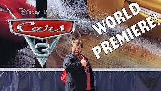 Cars 3 World Premiere!