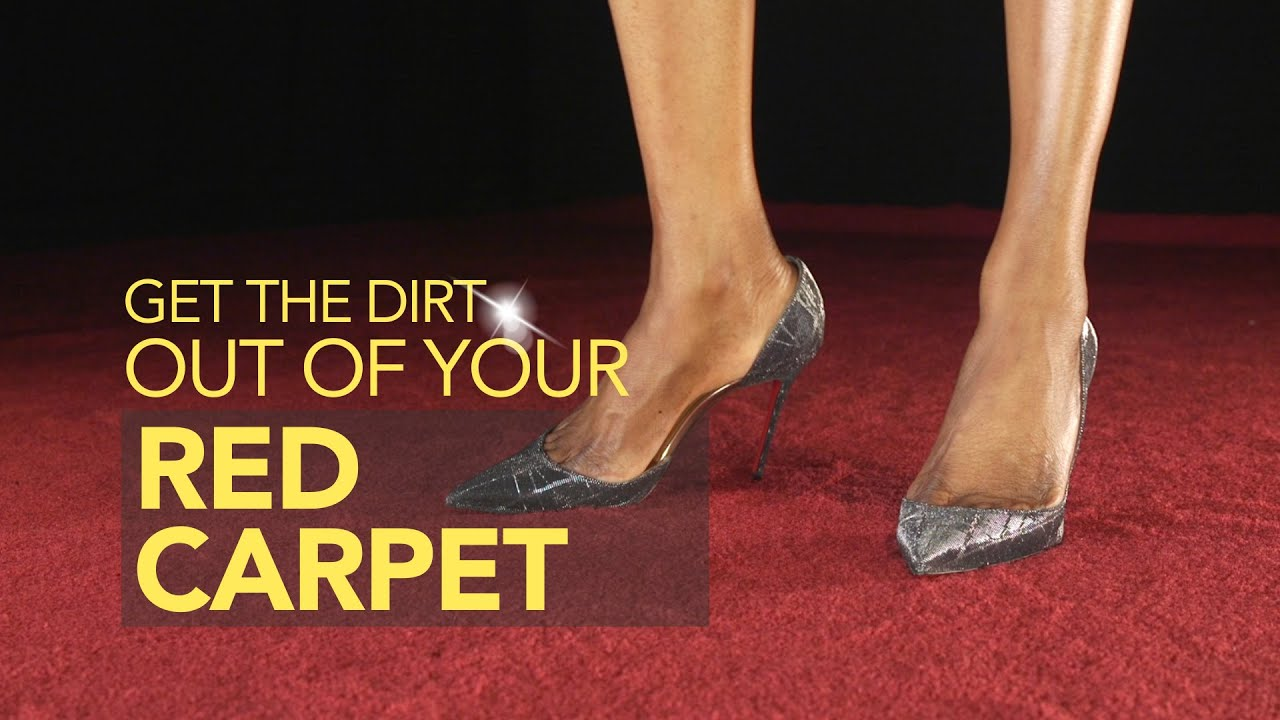 Red Carpet Cleaning Three Easy Tips