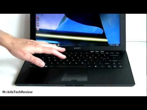 Sony VAIO Z 2012 Review