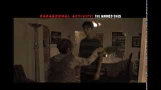 Paranormal Activity: The Marked Ones 'Happy Holidays'