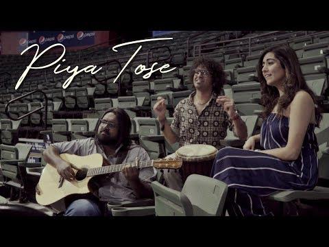 Piya Tose Naina Laage Re (Cover) - Jonita Gandhi Feat. Keba Jeremiah & Sanket Naik
