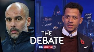 Is Pep Guardiola the greatest coach ever? | The Debate | Rosenior, Scott & Murphy