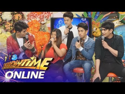 It's Showtime Online: TNT Luzon Beverlyn Silva reveals she started singing in a band at 15 years old