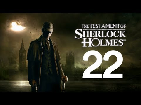 The Testament of Sherlock Holmes Walkthrough - 22 - Fun-Fair Part 2 of 3 | WikiGameGuides