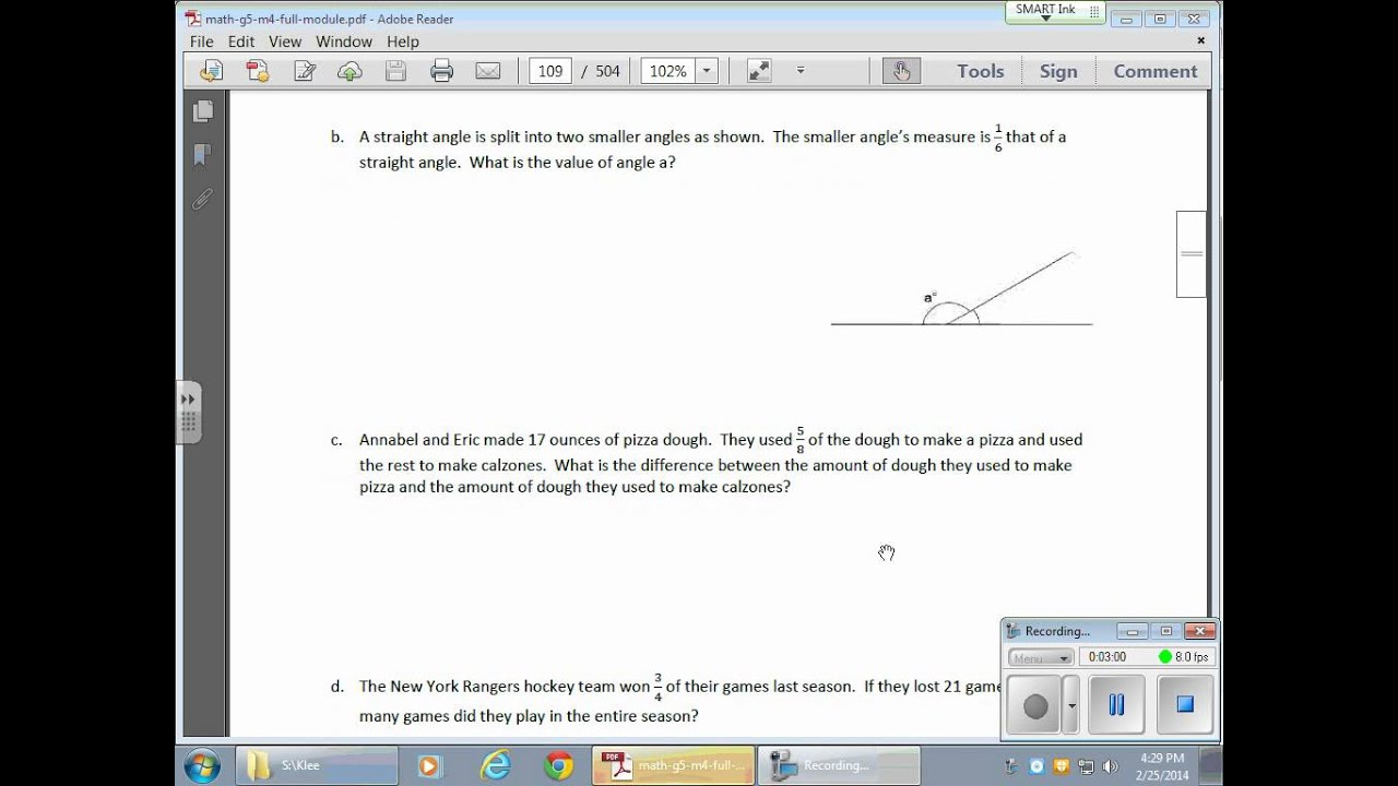 Common Core Worksheets Multiplying Fractions By Whole Numbers
