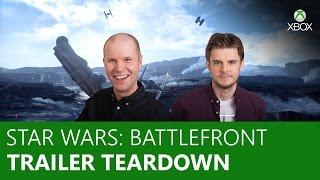 Battlefront Trailer Teardown | Star Wars: Battlefront (Battlefront Multiplayer Gameplay)