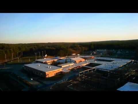 North Middlesex Regional High School Townsend MA.  Sky Viper V950HD