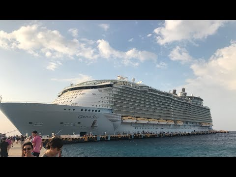 Oasis of the Seas - Western Caribbean cruise - 2018