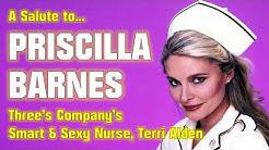 A Salute to Priscilla Barnes - Three's Company's Terri Alden