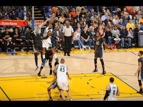 Top 10 Dunks of the Year: 2016-2017 NBA Regular Season