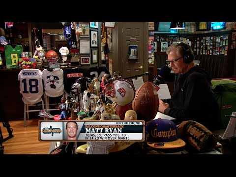 Matt Ryan on The Dan Patrick Show (Full Interview) 9/22/15