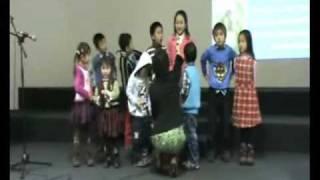 2009圣诞儿童歌曲表演