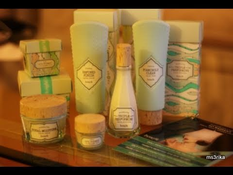 benefit skincare set how to use