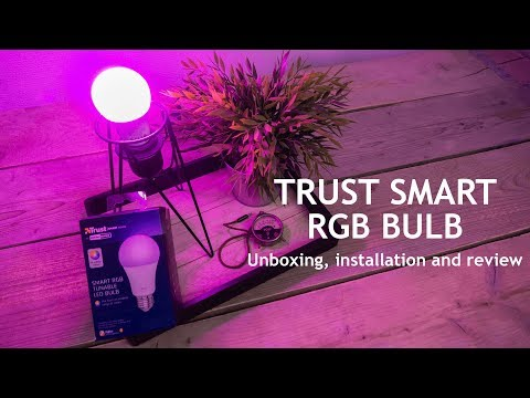 Is The TRUST RGB BULB WORTH IT???