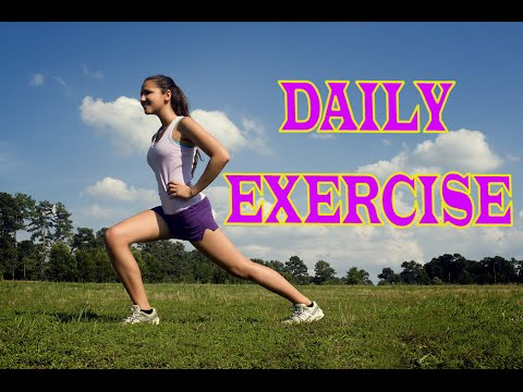 5 Benefits Of Daily Exercise - YouTube