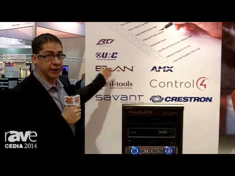 CEDIA 2014: Lilin Partners With RTI, Crestron, AMX, Control4, Savant and More Security Integration