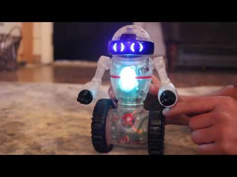 Unboxing Amp Let S Play Coder Mip The Stem Based Toy Ro