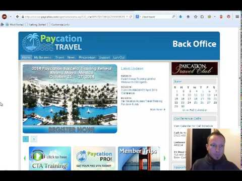 paycation certified travel consultant training and qualification