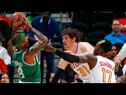 Boston celtics vs Atlanta Hawks| Full Highlights April, 6th 2017 NBA Season.|Who will win?