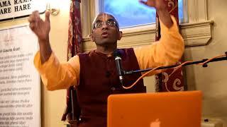 Bhagavad Gita & Modern Psychology - 2 : HG Chaitanya Charan Das
