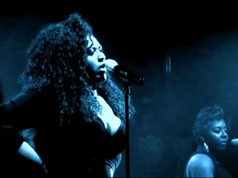 'Round Midnight'   Jazmine Sullivan - Live bluesy jazz