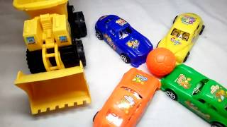 Colour car funny video- transportation song