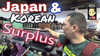 Japan & Korean Surplus ep.1 sobrang mura lang 🇯🇵🇰🇷