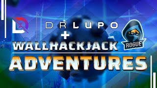Rogue Fortnite | DrLupo & WallHackJack's Adventures