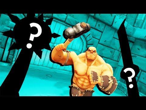 The Scavenger Challenge! - Gorn Gameplay - VR HTC Vive Pro