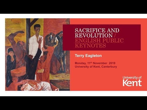 Terry Eagleton, Sacrifice And Revolution