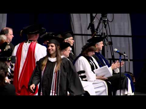 2013 Providence College Commencement
