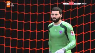 Fifa 16 Trabzon Avni Aker Stadyumu