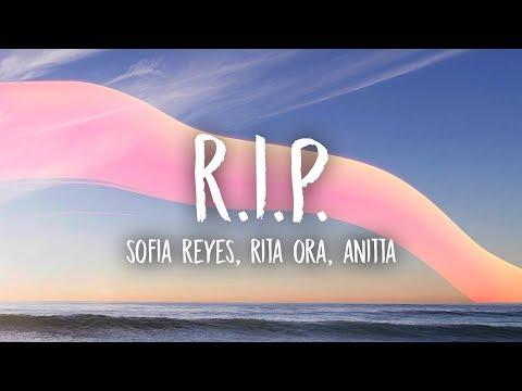 Sofia Reyes - RIP  ft Rita Ora Anitta