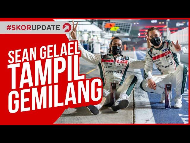 SEAN GELAEL BERHASIL MENANGI RACE KETIGA ASEAN LE MANS SERIES 2021