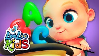 ABC Song - THE BEST Songs for Children | LooLoo Kids