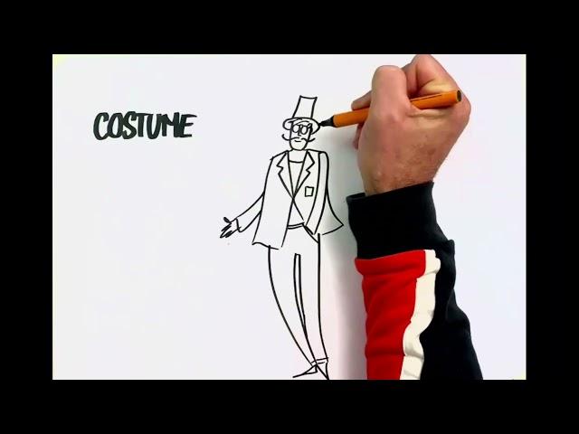 INKTOBER Costume 1