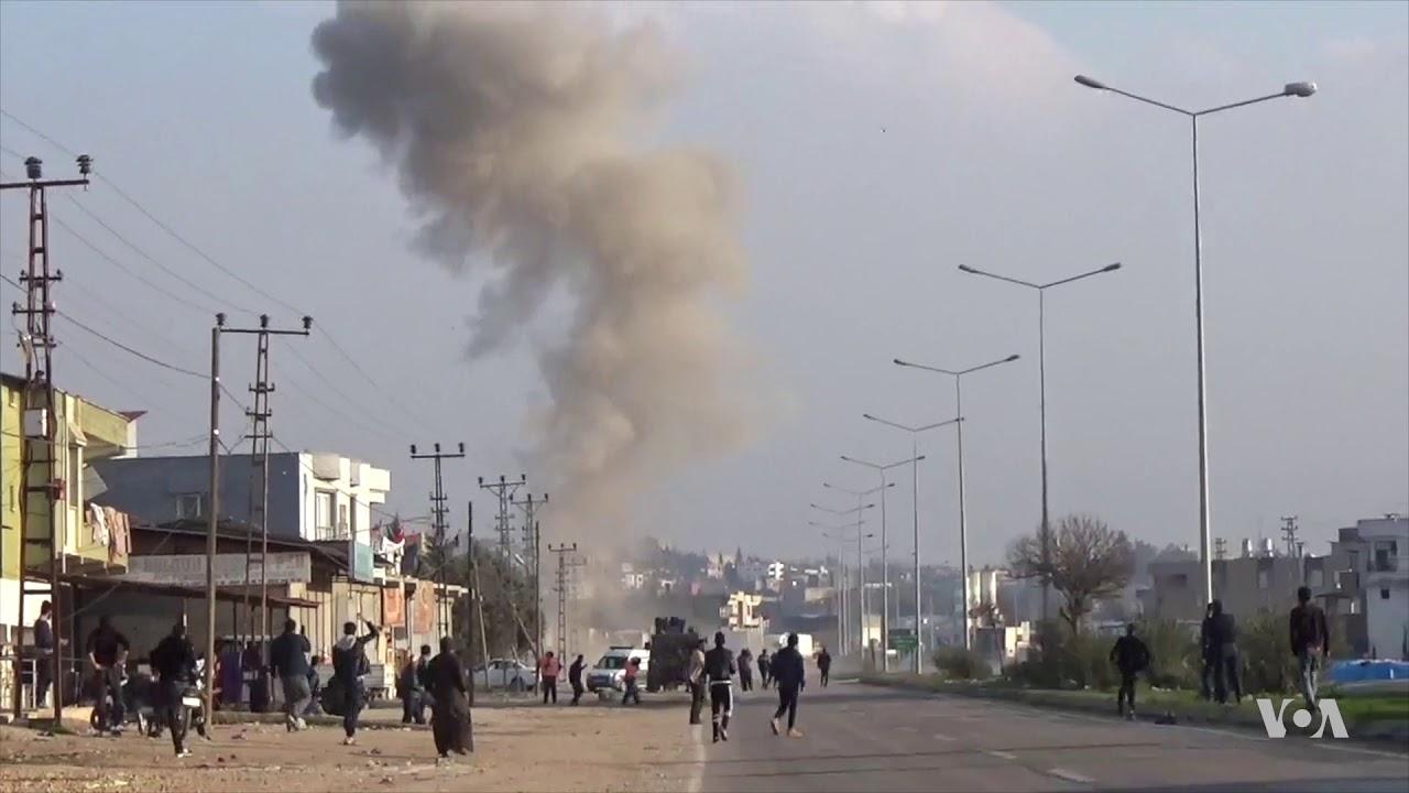 Türk Güçleri Afrin'de İlerliyor