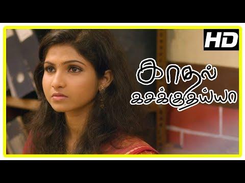 Kadhal Kasakuthaiya Movie Scenes | Venba arrested on wrong charges | Dhruvva | Charlie