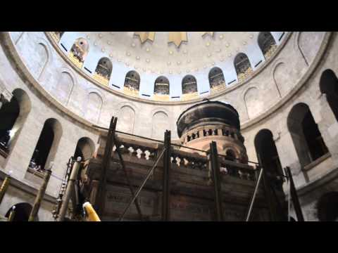 Church of the Holy Sepulchre - Holy Fire Miracle 2013