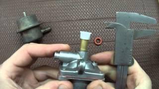 видео Система смазки двигателя ЗМЗ-4062, устройство, давление, номера