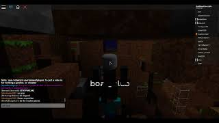 the BEST MINECRAFT ROBLOX REMAKE EVA! but i ragequit so i hate it